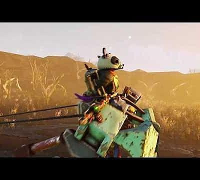 ARPG Biomutant is Still a Thing, Developer Says