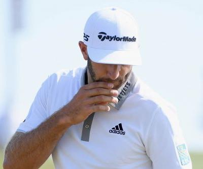 The maddening Dustin Johnson emerges again