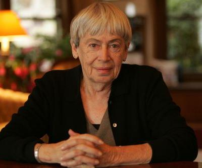 Best-selling author Ursula K. Le Guin dies at 88