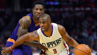 Clippers' Chris Paul out 6 to 8 weeks with torn ligament in thumb