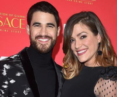 Darren Criss is engaged