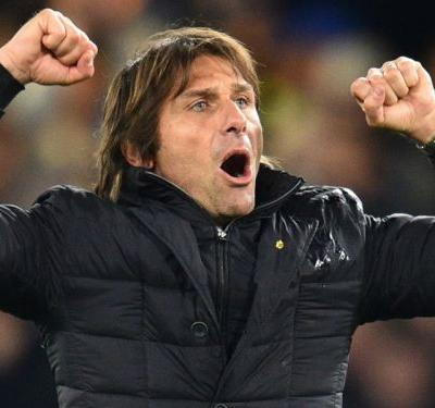 Conte urges Chelsea to be 'positive' after landing Messi and Barcelona in Champions League
