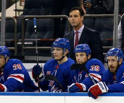 Rebuilding Rangers eye modest goals, not deep playoff run