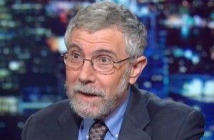 Paul Krugman: 'It's an Act of Patriotism' to Call Trump an 'Illegitimate' President