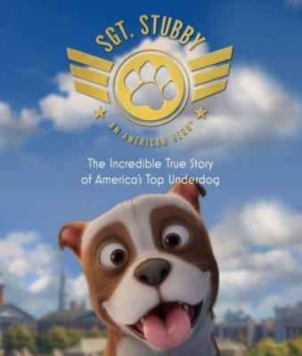 Trailer and Poster of Sgt Stubby