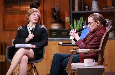 Ruth Bader Ginsburg's Comments On MeToo Are Honestly Perfect