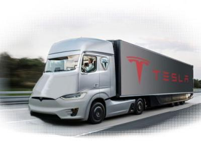 The 'Unreal' Tesla Semi Truck Will Debut On October 26