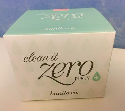 Banila Co: Clean It Zero Purity