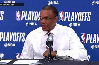 Alvin Gentry Press Conference - Game 4 | Warriors at Pelicans