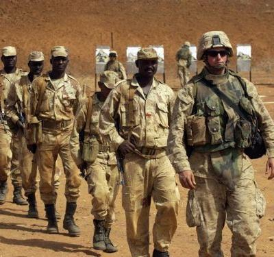 3 American troops have been killed in Niger - here's why the US has hundreds of troops in Africa