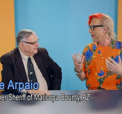 Disgraced Arizona Sheriff Joe Arpaio says he didn't know what a 'golden shower' was when he told Sacha Baron Cohen it 'wouldn't surprise' him if Trump had one
