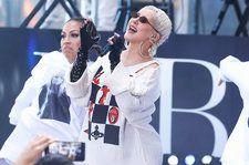 Christina Aguilera Wakes Fans Up With Soaring Performance on 'Today': Watch