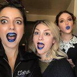 Kat Von D Is About to Release Metallic Blue Lipstick and We're Freaking Out