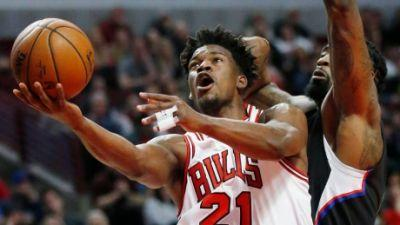 Wolves acquire Jimmy Butler in draft-day deal
