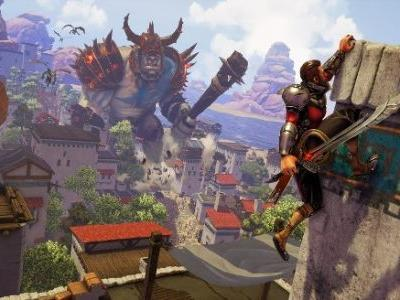 Extinction Review - Attack of the Titans