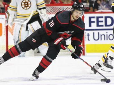 Hurricanes will match Canadiens' offer sheet to Sebastian Aho