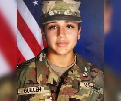 Human remains identified as missing Fort Hood soldier Vanessa Guillen