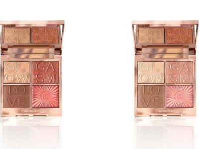 Charlotte Tilbury's Glowgasm Collection Will Basically Turn You Into a Disco Ball