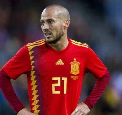 'Thank you, good luck and farewell' - David Silva announces Spain retirement