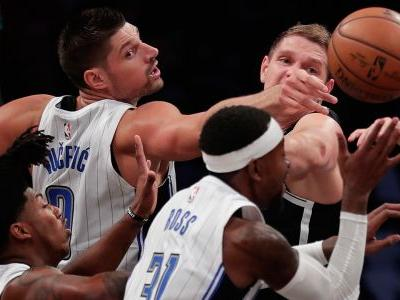 Nets beat Magic in first game without Jeremy Lin