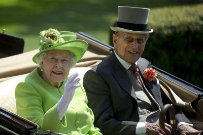 Prince Philip admitted to hospital to treat infection