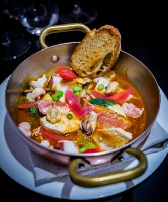 Per Me: Food Created For You by Chef Giulio Terrinoni in Rome, Italy
