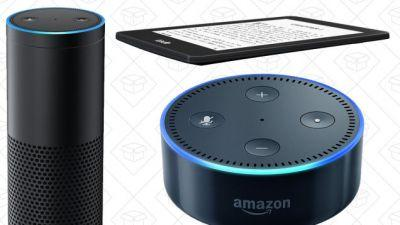 Amazon's Father's Day Kindle and Echo Deals Are Live