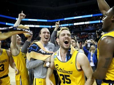 March Madness 2018: History is spelled U-M-B-C, and No. 1 Virginia is the victim