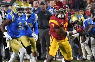 No. 11 USC barely edges out UCLA, 28-23