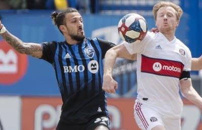 Omar Browne caps Impact debut with winning goal against Fire
