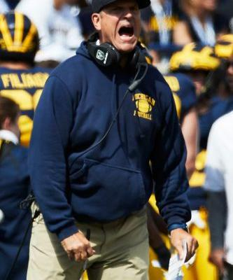 Underdogs get valuable lesson, Jim Harbaugh gets lucky and more college football observations from Week 2