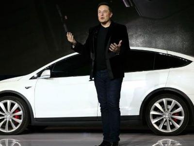 Tesla Plans To Build Massive Chinese Factory Amidst Budding Trade War With U.S