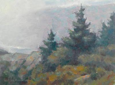 Plein Air Painting Workshop Wrap-Up: All Levels in Downeast Maine