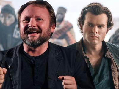 The Last Jedi Director Praises Solo: A Star Wars Story