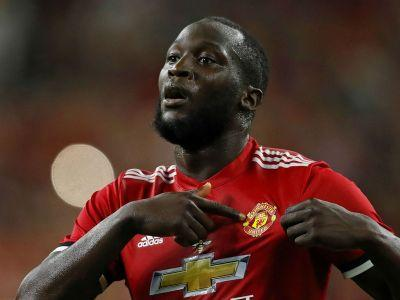 Lukaku shines in Man Utd victory over Man City