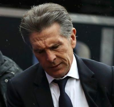 Leicester City sack Claude Puel after torrid run of results