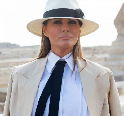 Melania Unsurprisingly Sides With Trump On How She Views Sexual Assault Survivors