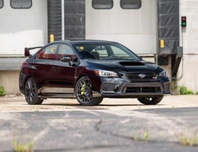 2018 Subaru WRX STI, Tested in Depth: Sport-Compact Stalwart