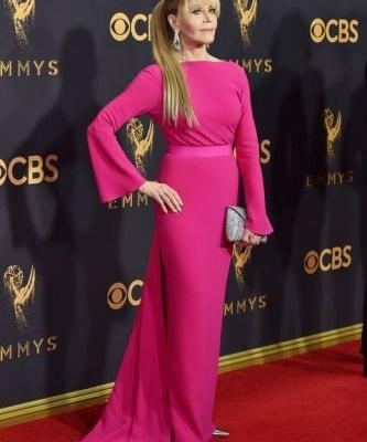 All of the Best Dressed Celebrities at the 2017 Emmy AwardsJane
