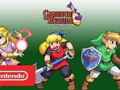 Cadence of Hyrule Announced for Nintendo Switch