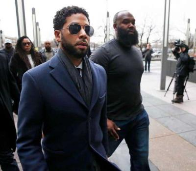 Jussie Smollett pleads not guilty to charges stemming from alleged hate crime hoax