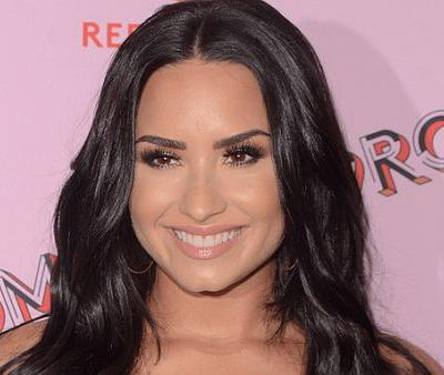 Demi Lovato Says She's Choosing Happiness Over Dieting