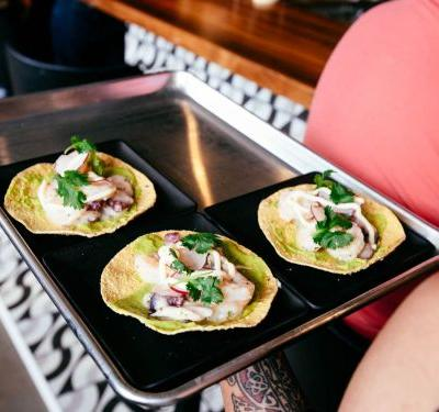 Super Mega Bien Brings 'Pan-Latin' Dim Sum to Denver