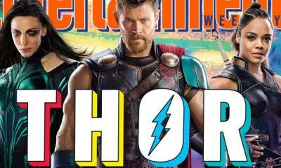 First Look at Thor: Ragnarok Featuring Hela and Valkyrie!