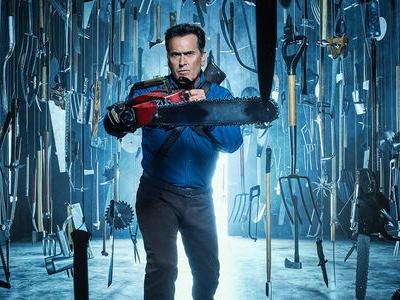 Ash Vs. Evil Dead Cancelled At Starz, Will Not Return For Season 4