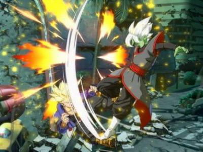 Check Out the First Screenshots for Dragon Ball FighterZ's Zamasu DLC