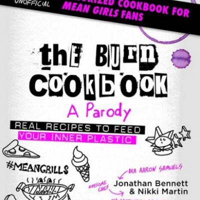 Celebrate 'Mean Girls' Day On Oct. 3 With 'The Burn Cookbook' By Jonathan Bennett