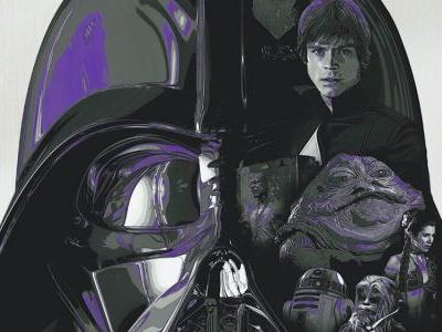 New STAR WARS Poster Art Series From ACME Archive Pays Tribute to the Original Trilogy