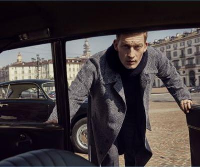 Bastian Thiery, Max Townsend + More Star in Corneliani Fall '18 Campaign