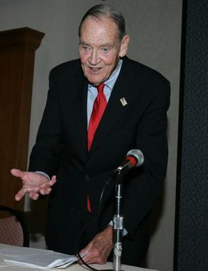 John Bogle, who founded Vanguard and revolutionized retirement savings, dies at 89